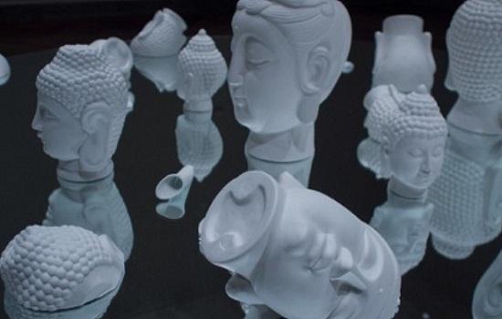 """El Campus de Jerez acoge la exposición """"Confluencing Shores"""" de H. C. Liang"""