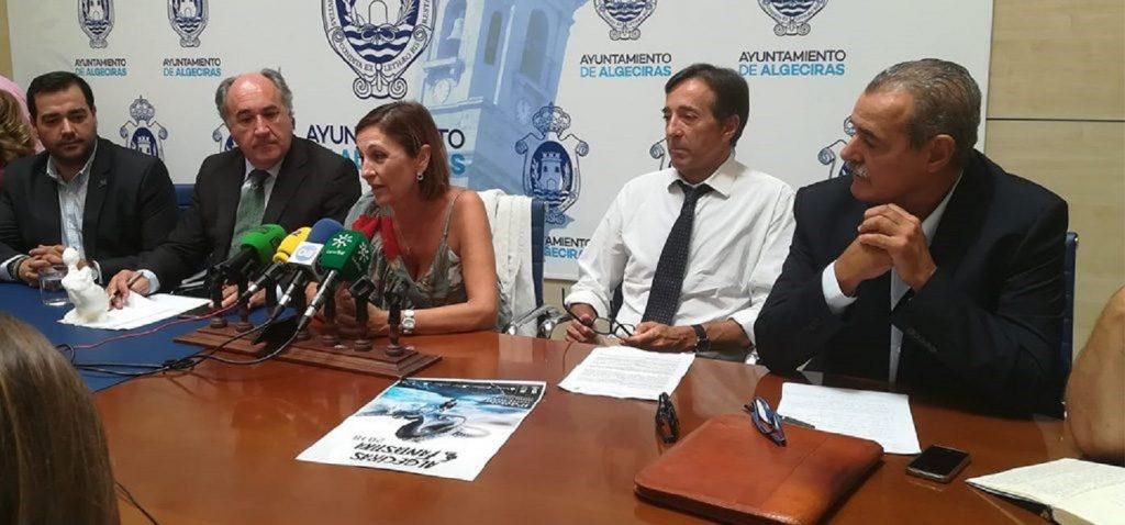 El certamen de terror y fantasía 'Algeciras fantástika' se desarrollará del 6 al 10 de noviembre
