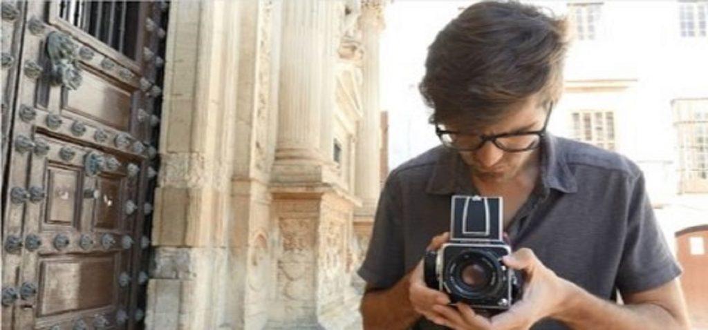 """Arranca la Escuela de Cine 18/19 con el módulo """"Introducción a la dirección de fotografía"""" impartido por el director Daniel Sánchez"""