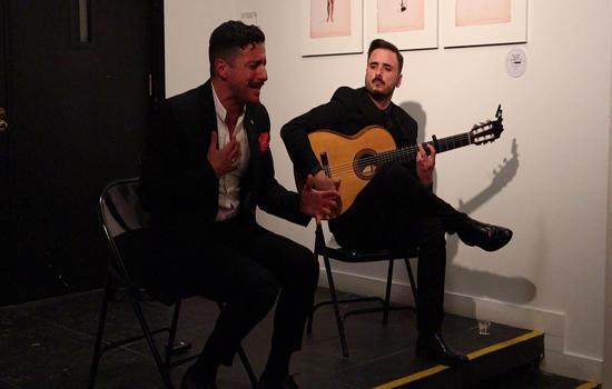 Flamenco en Red, Contemporarte y el Máster Interuniversitario en Investigación y Análisis del Flamenco fueron presentados en el Instituto Cervantes de Nueva York