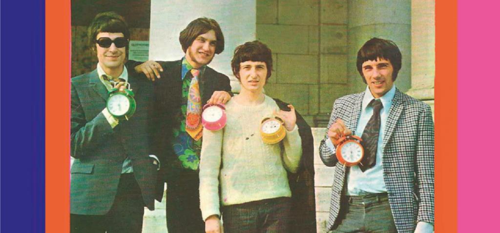"""Javier de Diego Romero presenta su libro """"The Kinks. Música, cultura y sociedad"""" en Tutores del Rock Algeciras"""