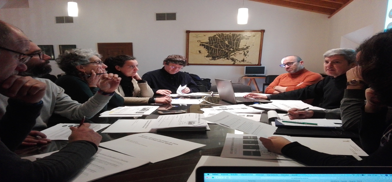 Celebrada en Antequera una nueva reunión del equipo académico de coordinación de Prácticas Culturales del Proyecto Atalaya