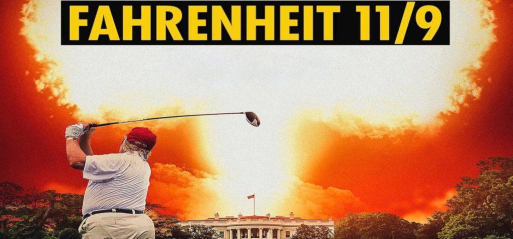 """El ciclo Campus Cinema Alcances de la UCA presenta el documental """"Fahrenheit 11/9"""""""