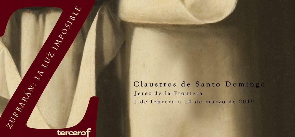 """La exposición fotográfica """"Zurbarán, la luz imposible"""" del colectivo Tercero Efe se estrenará en los Claustros de Santo Domingo de Jerez"""