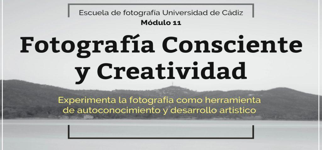"""La Escuela UCA de Fotografía presenta el módulo """"Fotografía consciente y creatividad"""""""