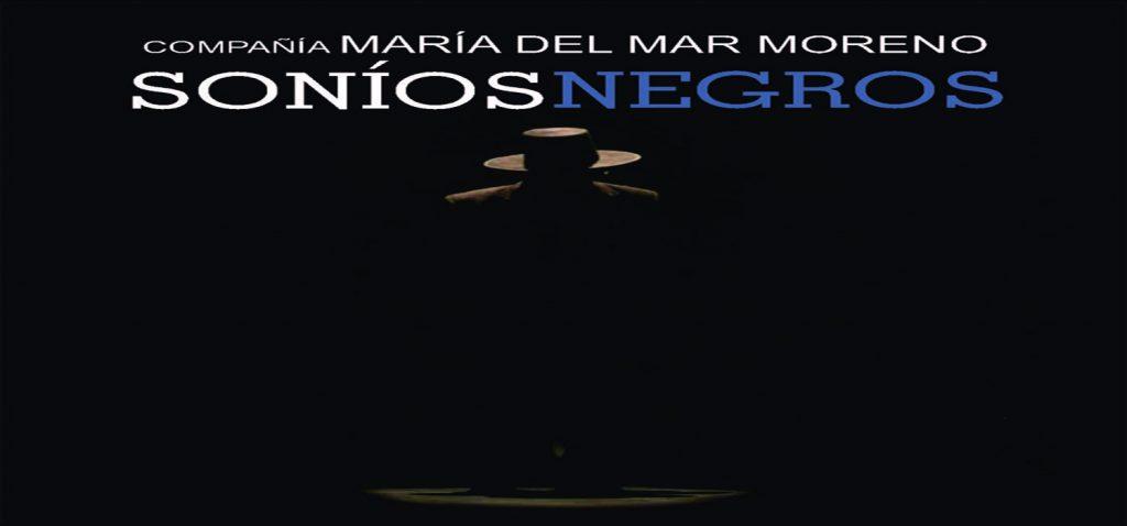 """La Compañía María del Mar Moreno presentará su espectáculo """"Soníos negros"""" para Flamenco en Red en Puerto Real"""