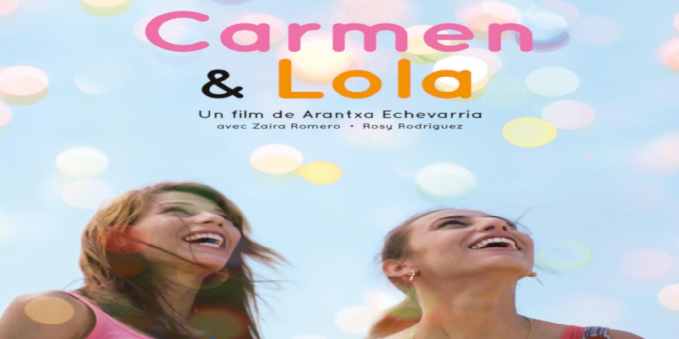 """""""Carmen y Lola"""" en Cine Club 4 en Letra Campus Cinema Algeciras"""