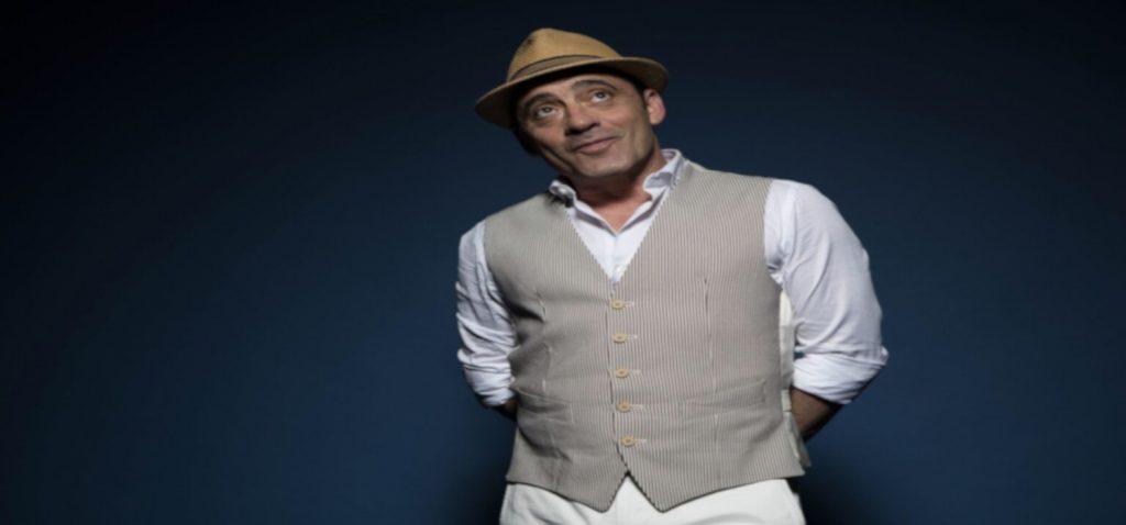 El actor y músico Toni Zenet, protagoniza las Presencias Cinematográficas de la UCA