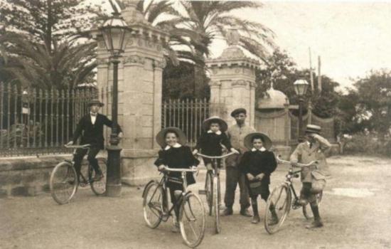 """La exposición fotográfica """"Cádiz, Edad de Plata"""" de Ramón Muñoz se inaugura en el Espacio de Cultura Contemporánea de Cádiz (ECCO)"""