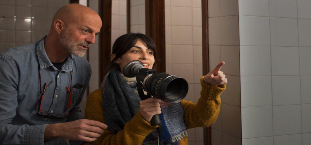 """Celia Rico imparte el módulo """"El gesto y la mirada del cineasta"""" en la Escuela de Cine de la Universidad de Cádiz"""