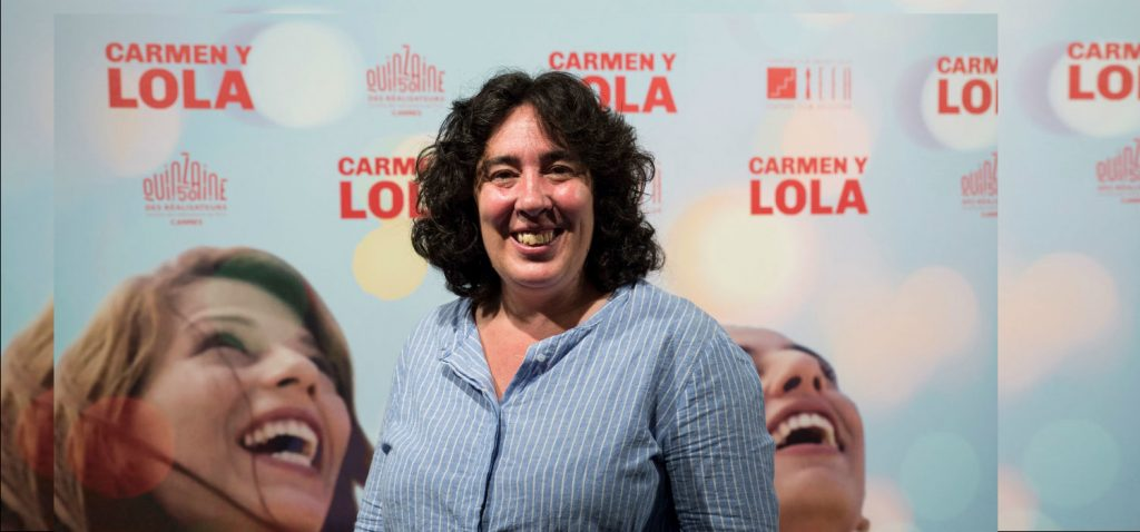 """Un nuevo módulo de la Escuela de Cine de la Universidad de Cádiz. Arantxa Echevarría. """"De Bilbao a Cannes"""""""