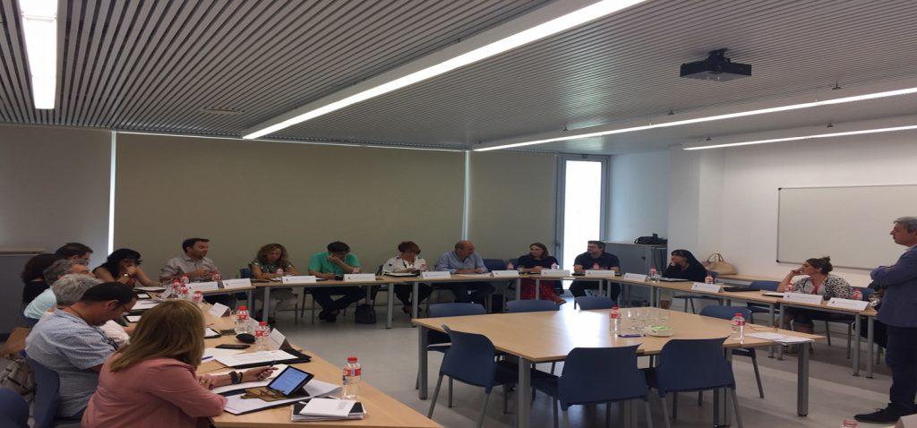 Celebrado el grupo de enfoque en torno al perfil del gestor cultural municipal organizado por el Observatorio Cultural del Proyecto Atalaya