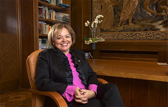 Rosa Menéndez López, presidenta del Consejo Superior de Investigaciones Científicas (CSIC), impartirá la conferencia inaugural de la 70ª edición de los Cursos de Verano de Cádiz.