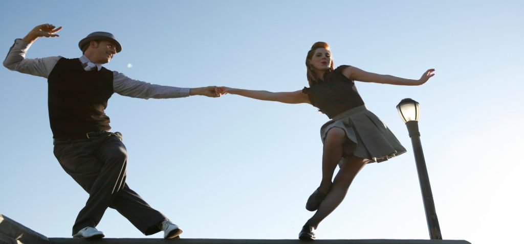 Se inicia un nuevo taller de Lindy Hop en los Cursos de Verano de San Roque