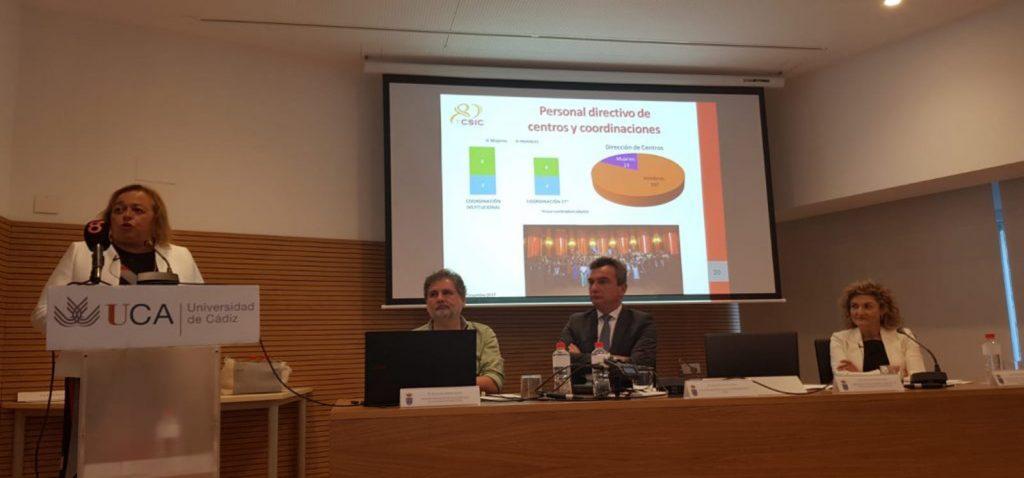 La presidenta del Consejo Superior de Investigaciones Científicas (CSIC) ofrece la conferencia inaugural de la 70ª edición de los Cursos de Verano de la UCA en Cádiz