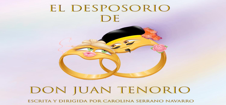 """""""El desposorio de Don Juan Tenorio"""" se representa en el Campus de Cádiz"""