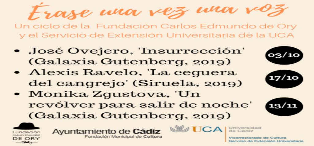 Monika Zgustova protagoniza mañana 'Érase una vez una voz',  un nuevo ciclo literario de la UCA y la Fundación Carlos Edmundo de Ory
