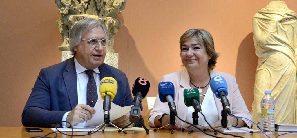 UCA y Ayuntamiento presentan la programación de los XXIV Cursos de Otoño de Jerez