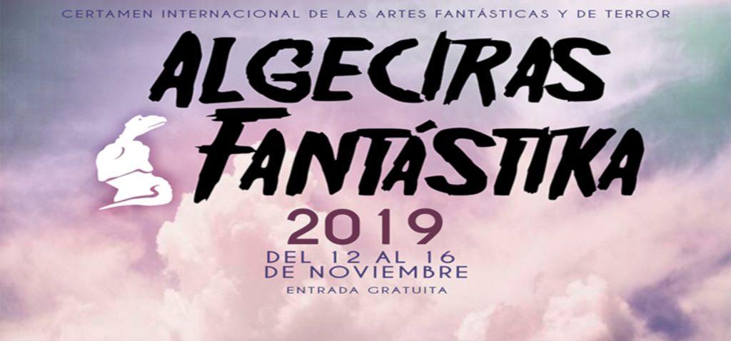 Presentado el certamen de terror y fantasía Algeciras Fantástika 2019 que tendrá lugar entre 12 y 16 de noviembre de 2019
