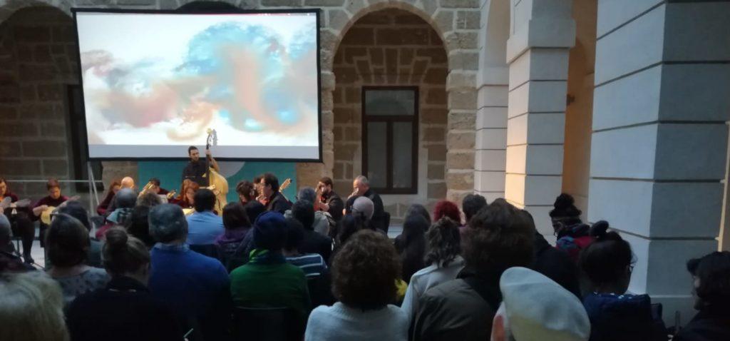 """Dos nuevos talleres """"Dibujando la música"""" y """"Voces de Carnaval"""" en el XVII Festival de Música Española de Cádiz en la UCA"""