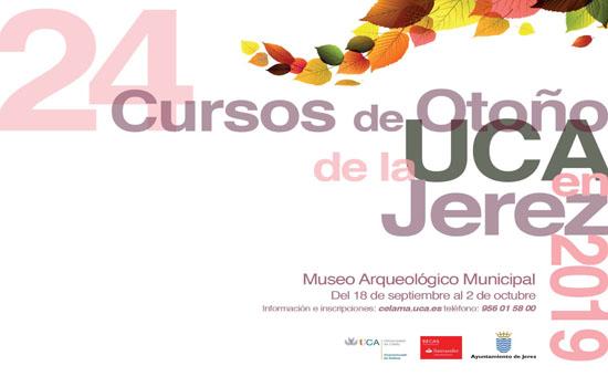 La XXIV edición de los Cursos de Otoño de Jerez convocó a 129 alumnos y 30 ponentes en 4 actividades formativas