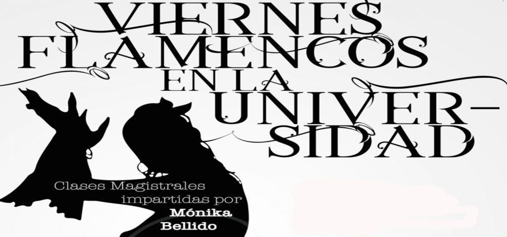 Continúan los Viernes Flamencos en el campus Bahía de Algeciras de la Universidad de Cádiz de la mano de la bailaora Mónika Bellido