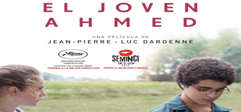"""""""El joven Ahmed"""" un nuevo film en Campus Cinema Alcances/Campus de Cádiz"""