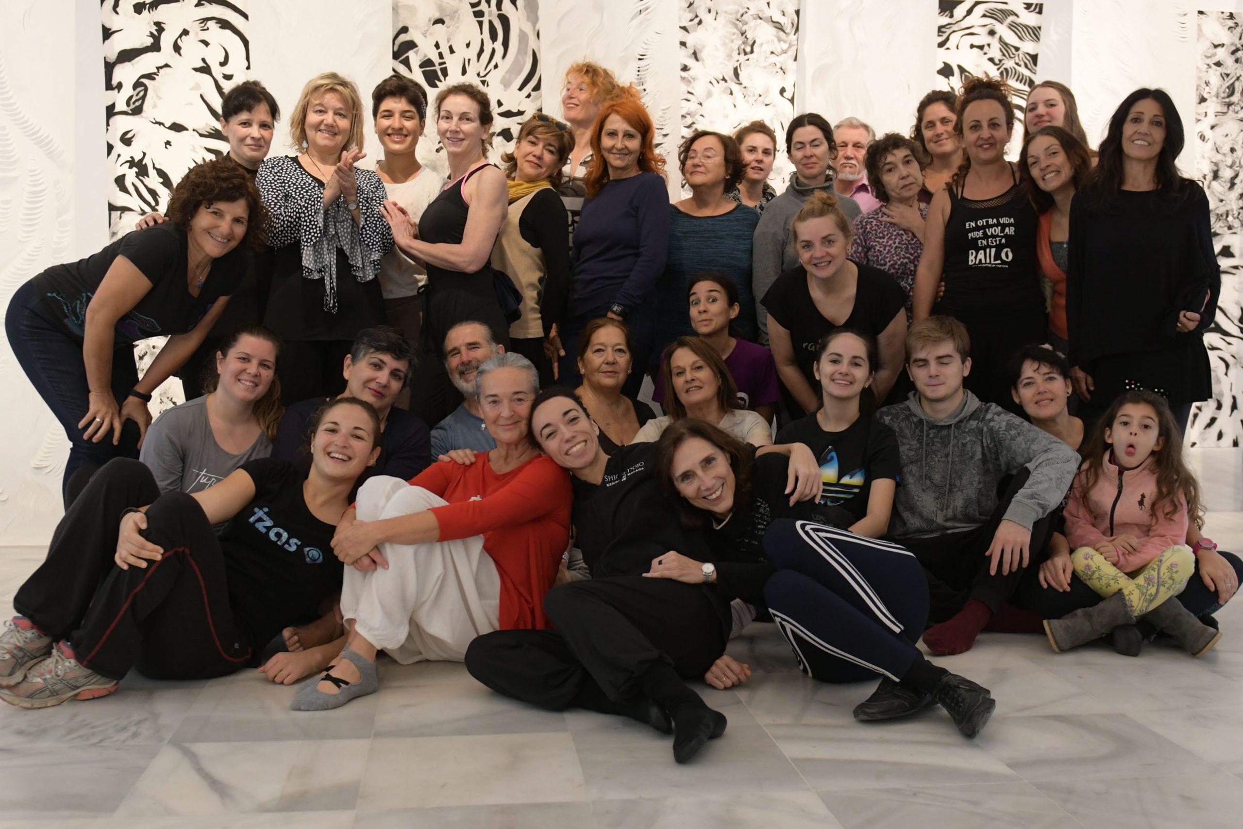 """Se inicia el curso """"Los ritmos de la vida, el movimiento saludable"""", en la Escuela de Danza UCA en Cádiz"""
