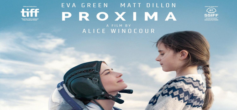 """""""Proxima"""" un nuevo estreno en Campus Cinema Alcances / Campus de Cádiz"""
