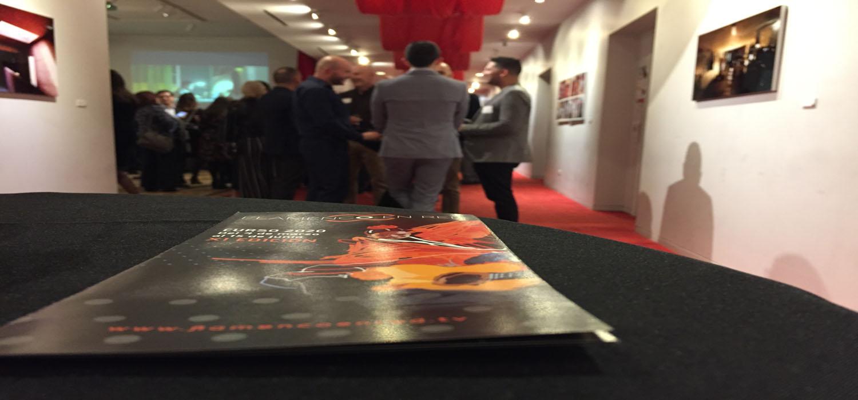 El Servicio de Extensión Universitaria del Vicerrectorado de Cultura de la Universidad de Cádiz presentó el programa Flamenco en Red (Proyecto Atalaya) en el Instituto Cervantes de Chicago