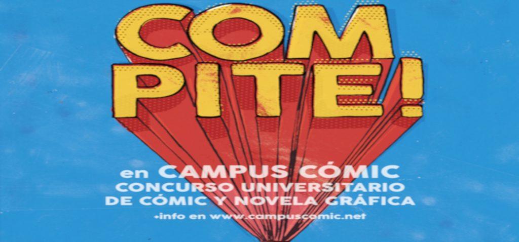 Abierto plazo de participación en el IV Concurso Universitario de Cómic y Novela Gráfica de la Universidad de Huelva, hasta el 1 de mayo