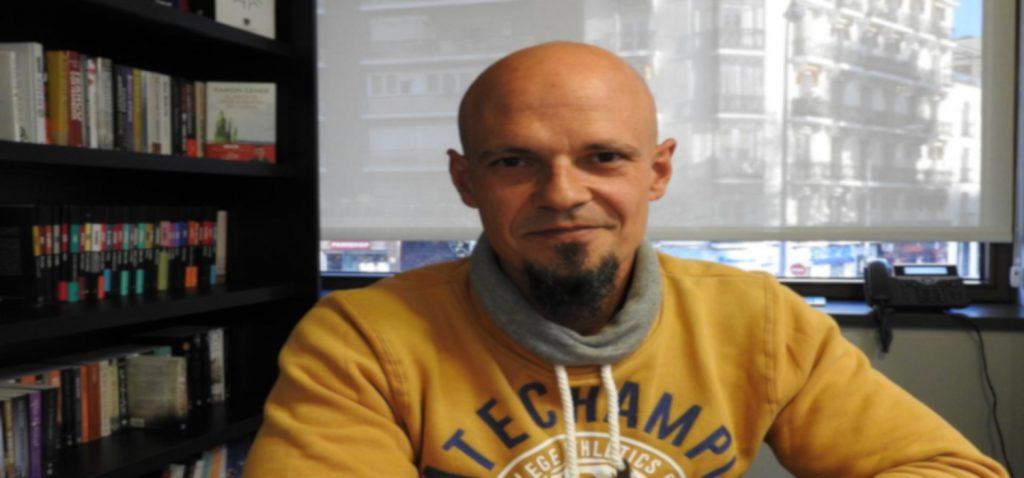 El Servicio de Extensión Universitaria del vicerrectorado de Cultura de la UCA organiza un encuentro virtual con el escritor César Pérez Gellida, en el marco del programa Presencias Literarias en Red
