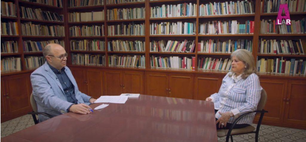 Disponible el Diálogo con la escritora Carmen Hernández-Pinzón sobre Juan Ramón Jiménez y Zenobia Camprubí, en el programa Literatura Andaluza en Red del Proyecto Atalaya