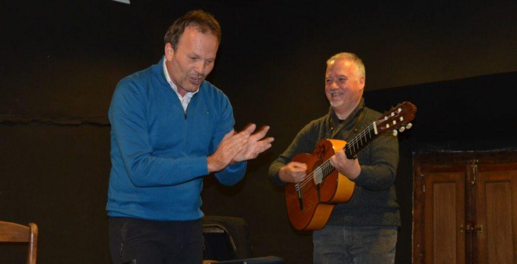 """La UCA presenta un nuevo seminario de Flamenco """"Los palos de la A a la Z"""" impartido por Faustino Núñez y David Pino"""