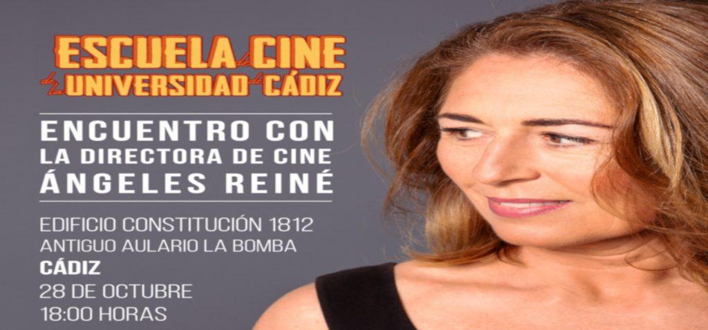 La Escuela de Cine de la UCA organiza un encuentro con la directora y guionista Ángeles Reiné
