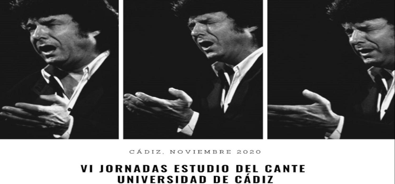 Aplazado. La figura de Enrique Morente se convierte en protagonista de las VI Jornadas de Estudio del Cante Universidad de Cádiz 2020