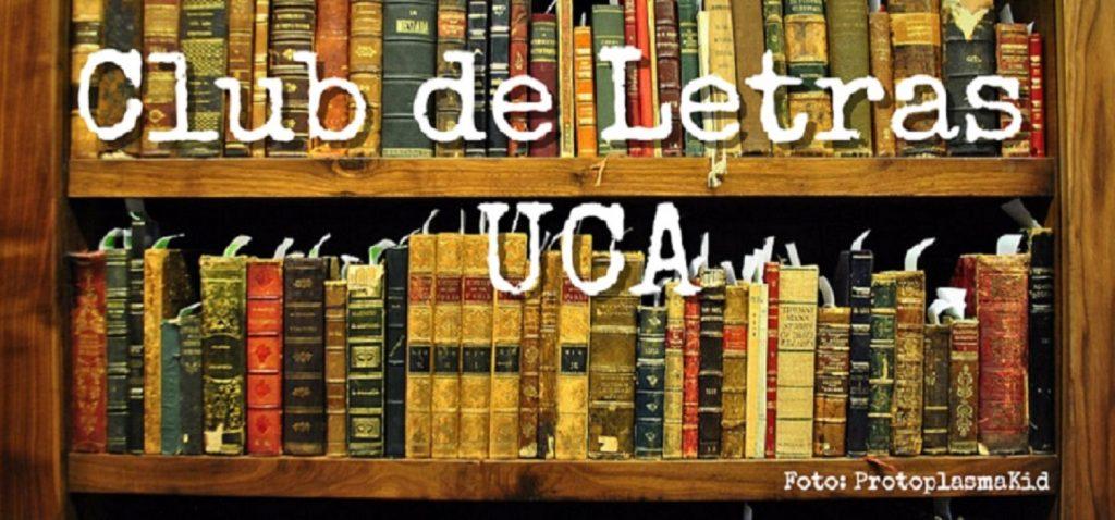 El Club de las Letras de la UCA presenta su programación para el curso 2020/2021