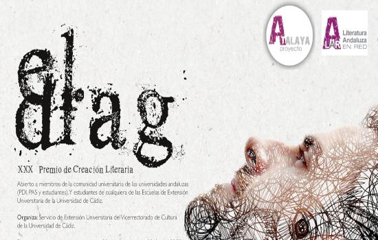 IMG Abierta la convocatoria para el XXX Premio de Creación Literaria El Drag 2020-2021