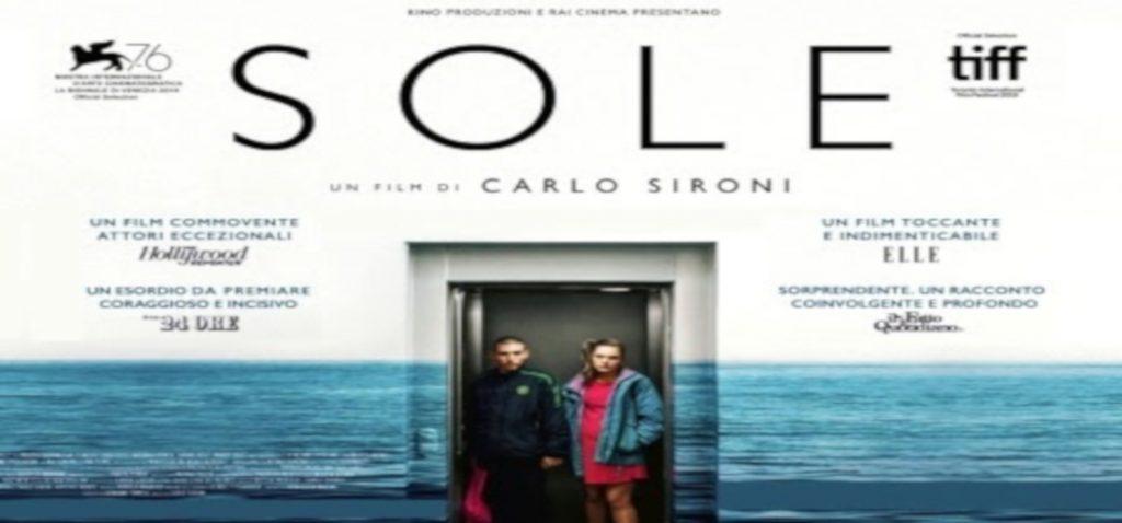 """El ciclo Campus Cinema Alcances presenta el film """"Sole"""""""