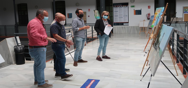Fallado el XXIII Concurso de Pintura Rápida en la Universidad de Cádiz