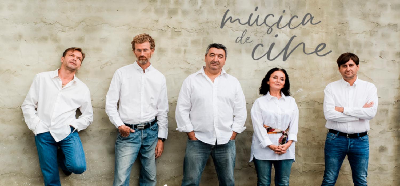 El quinteto de cuerda Tótem Ensemble ofrece un concierto dedicado a la música de cine en el Salón de actos de la Escuela Politécnica Superior de Algeciras