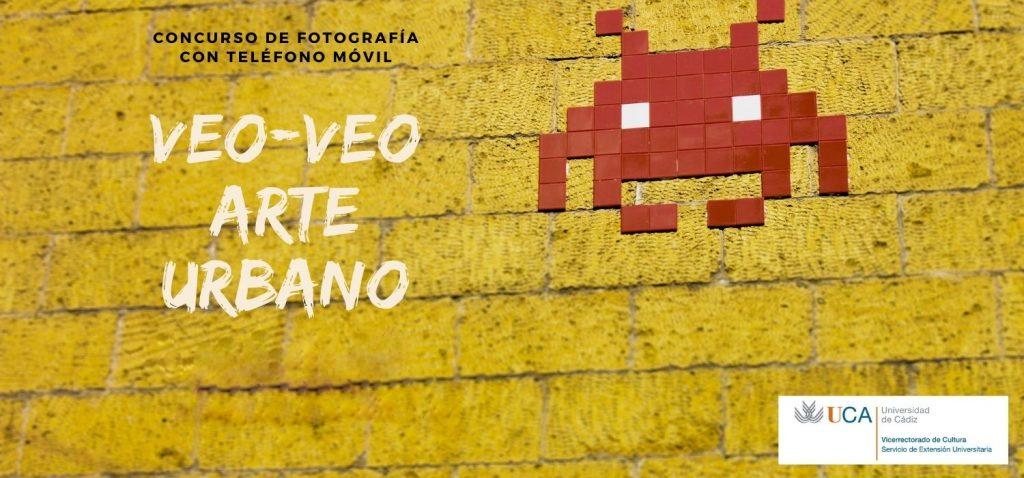 """Seleccionadas las fotografías finalistas del concurso """"Veo-Veo: Arte Urbano"""" del Servicio de Extensión Universitaria del Vicerrectorado de Cultura"""