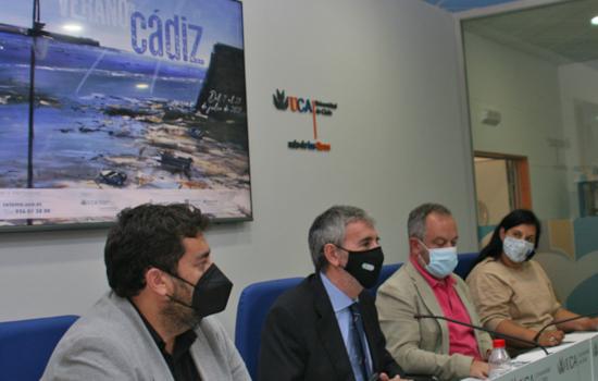 IMG El Servicio de Extensión Universitaria del Vicerrectorado de Cultura de la Universidad de Cádiz, retoma los Cursos de Verano en Cádiz con 18 seminarios que se celebrarán del 7 al 21 de julio