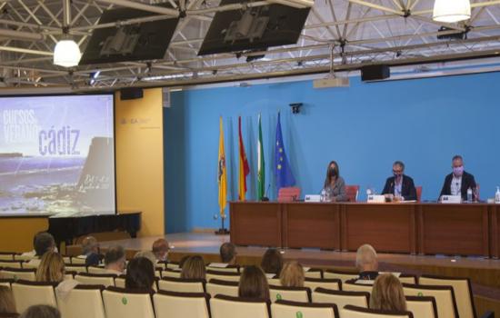IMG Se clausura la 71ª edición de los Cursos de Verano de Cádiz con un positivo balance