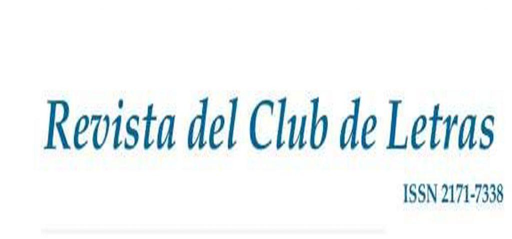"""Publicado el número 45 de la revista """"Speculum"""" del Club de las Letras, dirigida por el profesor ..."""