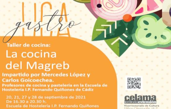 """IMG """"La cocina del Magreb"""", un nuevo curso del programa GastroUCA, el Campus gastronómico de la Universidad de Cádiz"""