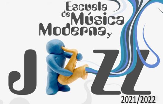IMG La Escuela de Música Moderna y Jazz de la Universidad de Cádiz presenta su programación para el curso 2021/2022 con u...