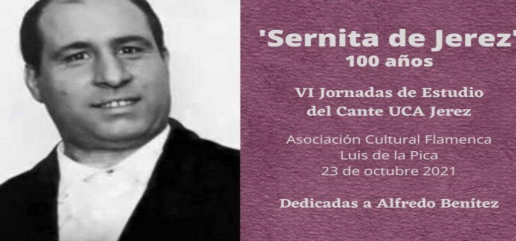 """Abierto el plazo de inscripción en las VI Jornadas de Estudio del Cante / Centenario de """"Se..."""