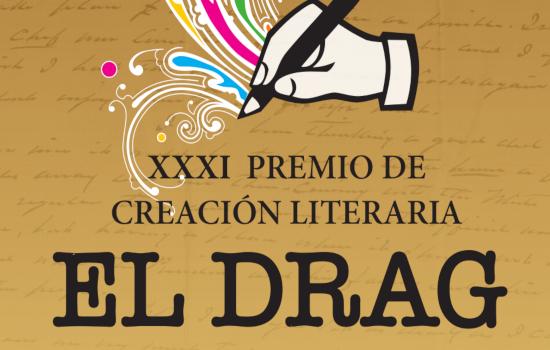 IMG Abierta la convocatoria para el XXXI Premio de Creación Literaria El Drag