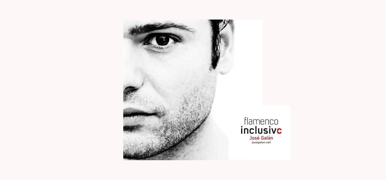 """""""Gozo y llanto"""", la propuesta del bailaor y coreógrafo José Galán Flamenco inclusivo, en el campus de Cádiz en el marco del programa Flamenco en Red"""